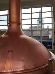Brouwerij Mort Subite in Kobbegem (Asse)